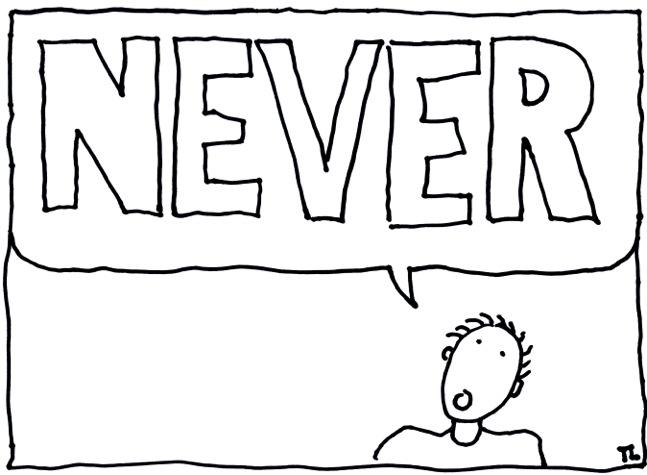 Never-Make