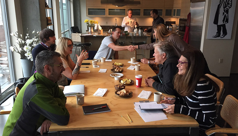 Mentor mornings meeting